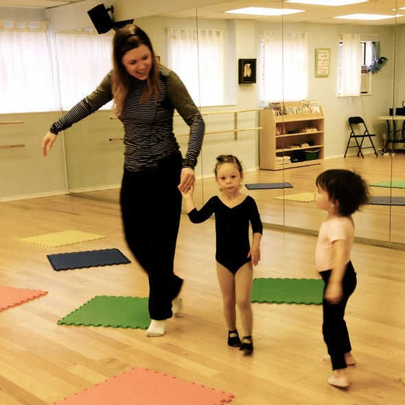 Tots and Preschool Dance classes at Driftwood Dance Academy